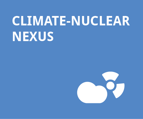 Peace and Disarmament - Climate-Nuclear Nexus
