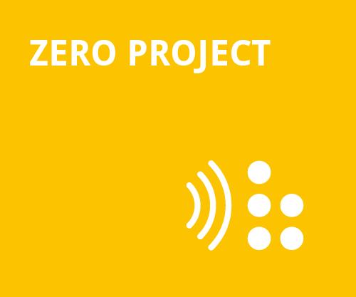 Rechte von Menschen mit Behinderungen - Zero Project
