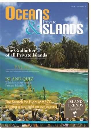 Oceans & Islands – New E-Magazine Launched Today