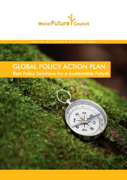 Global Policy Action Plan