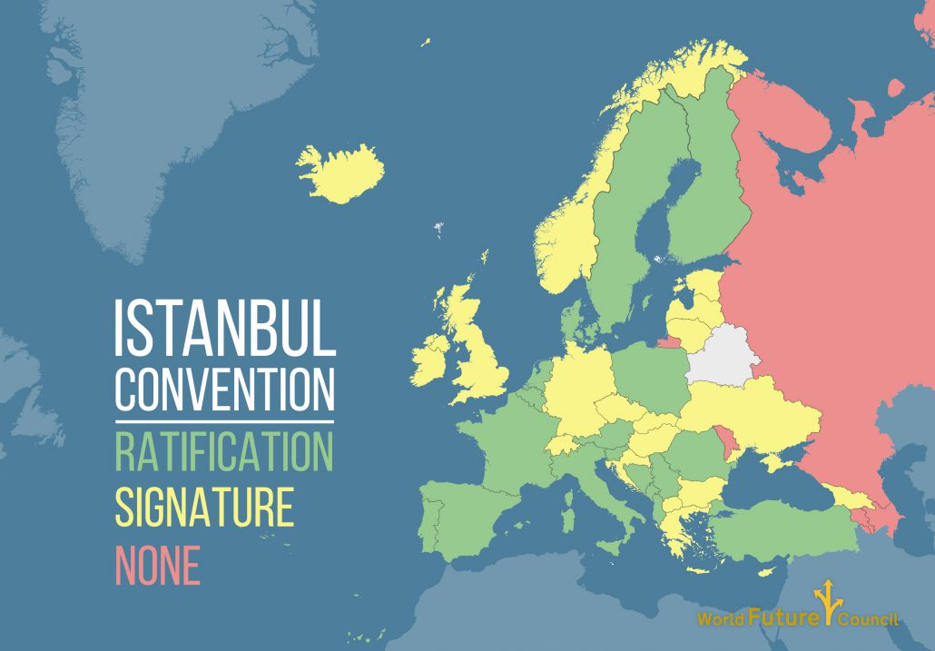 Istanbul Convention Check How Your Country Is Doing In Our Map