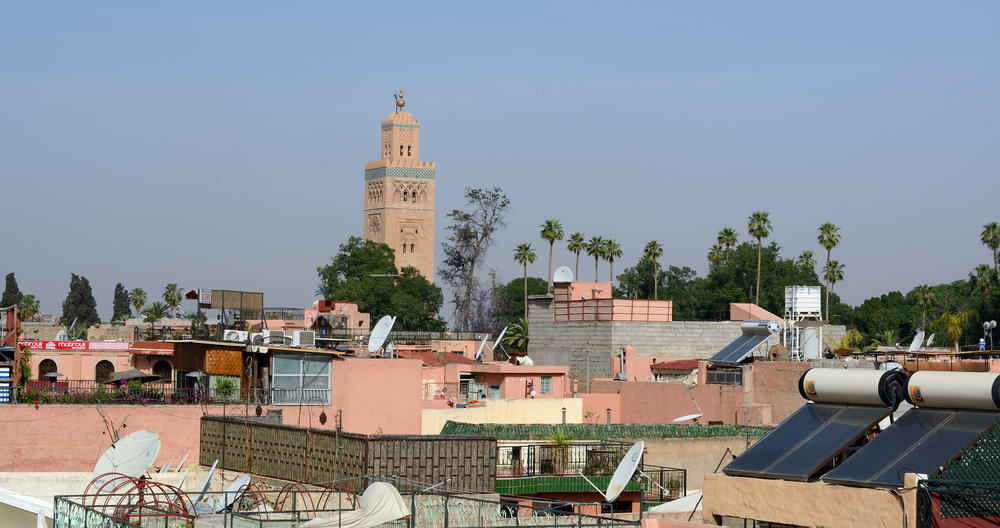 A Roadmap for 100 Renewable Energy in Morocco