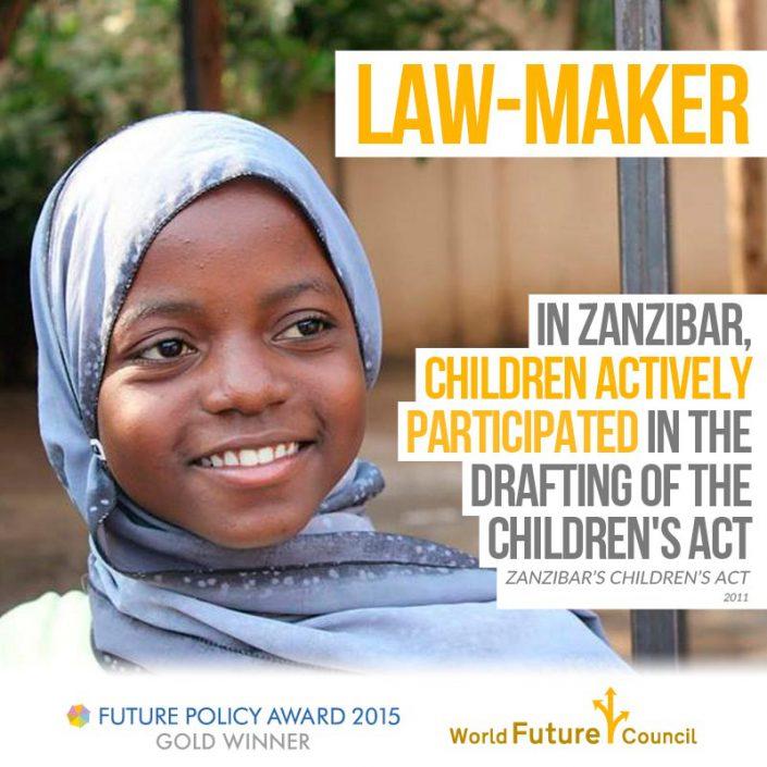 Zanzibar's Children's Act