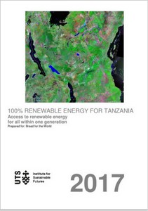 TZ BfdW Report Study Cover