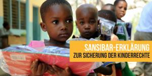 Sansibar Kinderschutz