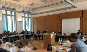 Ein Einblick in den Bundestag