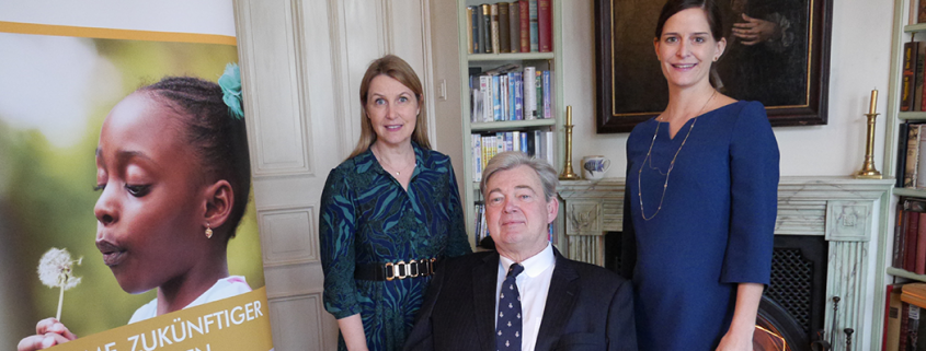World Future Council: Neue Vorstandssprecherin Alexandra Wandel und Johanna Dillig