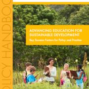 Bildung für Nachhaltige Entwicklung Handbuch Cover