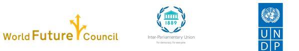 Logos: World Future Council; IPU and UNDP