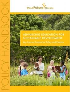 Titelbild Broschüre: Bildung für Nachhaltige Entwicklung