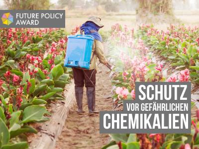 Schutz vor gefährlichen Chemikalien