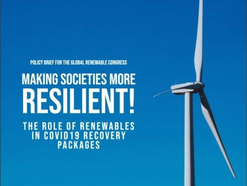 Policy Brief: Making Society more resilient