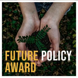 Für Future Policy Award spenden