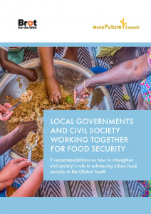 Nahrungssicherheit Food Policy report cover