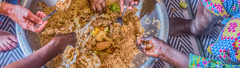 Food security publication header