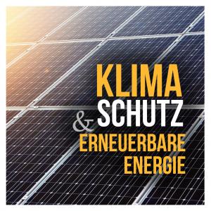 Spenden für Klimaschutz und erneuerbare Energie