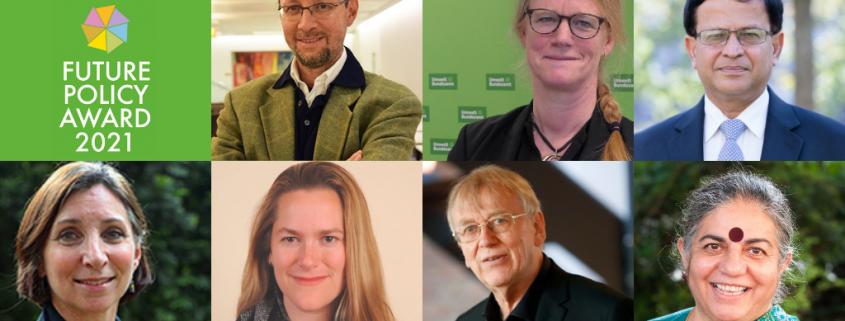 Future Policy Award Chemikalien Jury